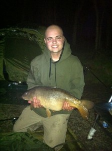 1 of many catches!