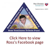 Ross Tomlinson Tribute Fund Facebook Link